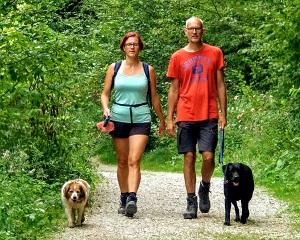 Esther Dirk wandelen